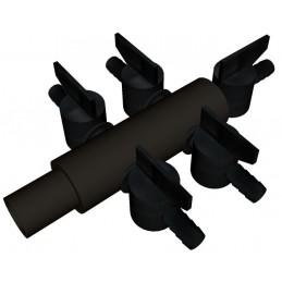 Répartiteur air plastique 9 mm