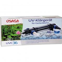 UVC 36 watts OSAGA
